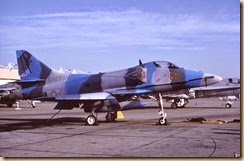 z154973 A-4F VA-127 NJ03 DSlowiak May-1985