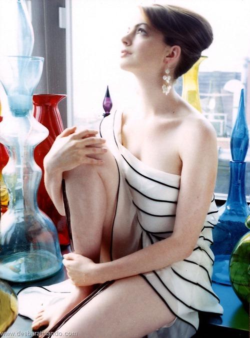 anne hathaway linda sensual sexy desbaratinando  (75)