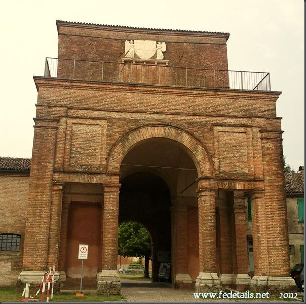 Delizia del Belriguardo (Torre centrale)