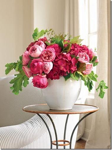 pink roses via pinterest