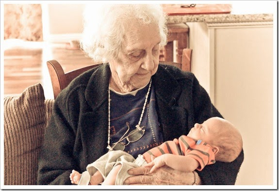 William and Great Grandma