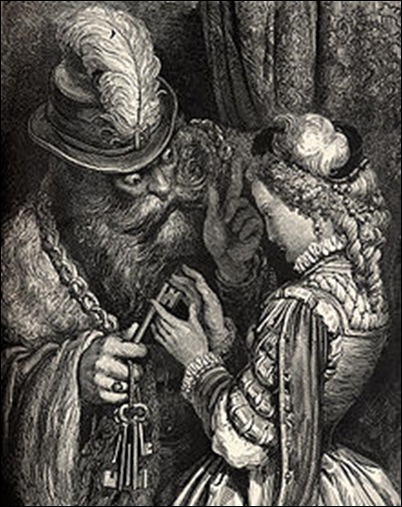gustave dore bluebeard