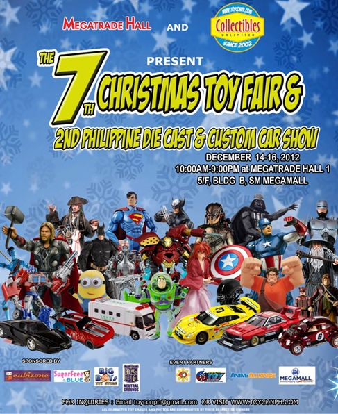 7th Christmas Toy Fair