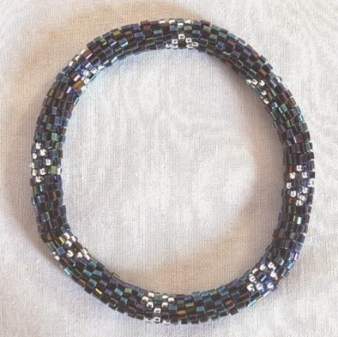 rollover blue series bracelets