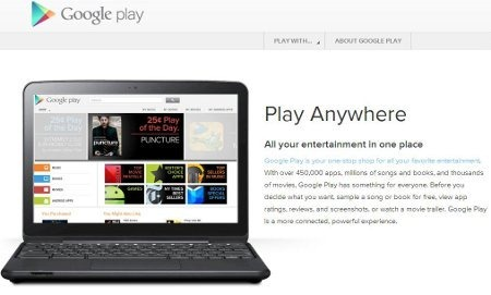 The New Google Play-Learn About Google Play