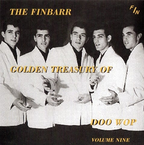 Finbarr Golden Treasury Of Doo Wop - Vol. 9 - Front Cover (p1)