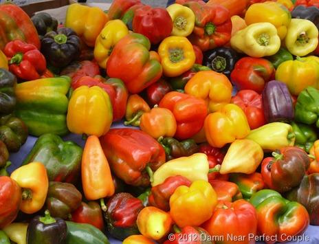 Eugene Market Peppers