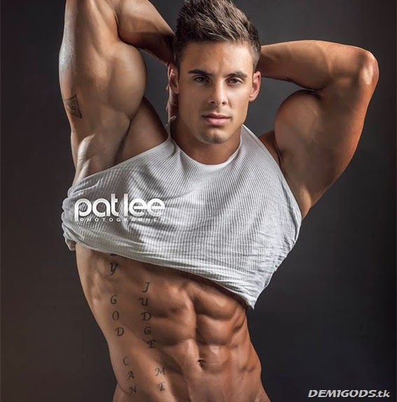 Logan Franklin by Pat Lee