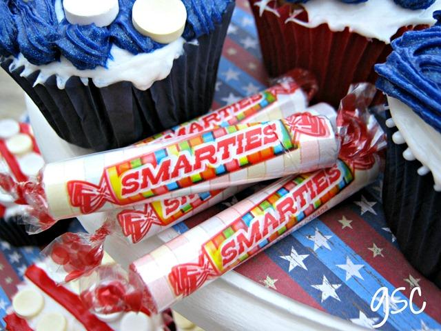 #iamasmartie cupcakes