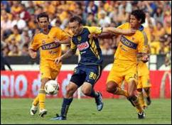 Tigres UANL vs  América
