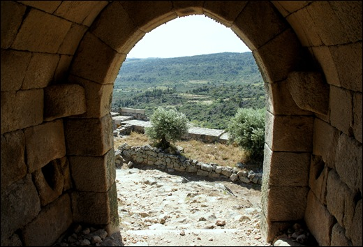 Marialva - Glória Ishizaka -  porta de entrada do castelo