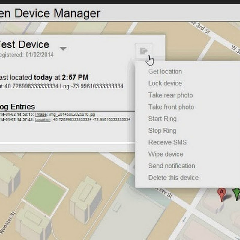 Open Device Manager: An Alternative to Android Device Manager