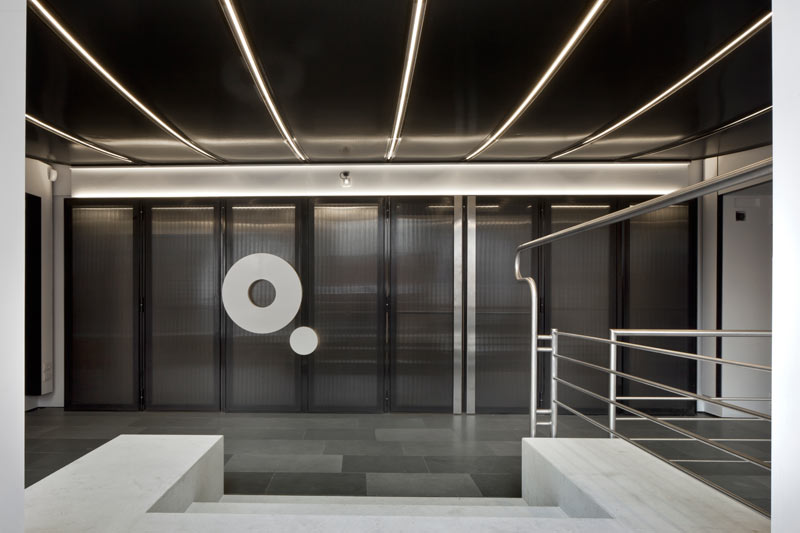 Progetto di Mario Botta Ingresso 1 ©ORCH chemollo