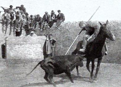 Joselito tentando a caballo (Cossio T1) 001