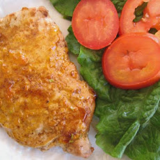 Squirt-Of-Orange Pork Chops