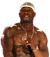 Curtis James Jackson III – 50 Cent