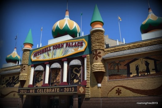 Day 212_Mitchell Corn Palace