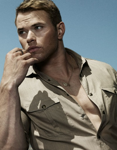 Kellan Lutz by Robbie Fimmano for GQ Style Australia S/S 2011-12. Styled by Wayne Gross | www.gq.com.au