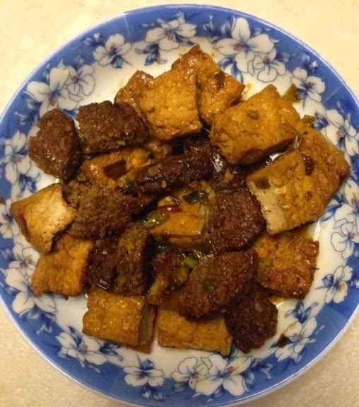 ẩm thực chay - món ăn chay người áo lam