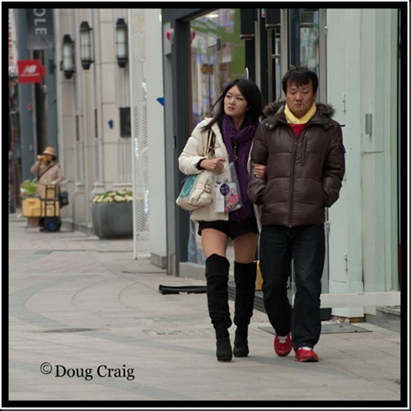 Walking In Gwangbokdong