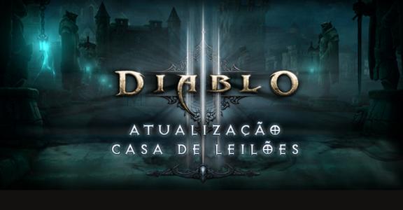 Diablo 3: Desenvolvedores amuniciam o fim da Casa de Leilões