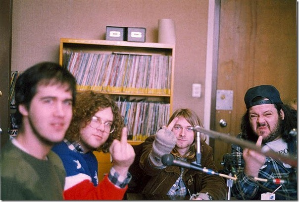 Raras fotografias de Kurt Kobain (15)