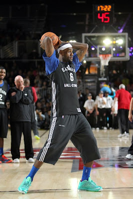 lebron james nba 130216 all star houston 12 practice Kings All Star Feet: LeBron X Low Easter, Barkley Posite &amp; More