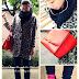▌小閃愛穿搭 ▌192 今年冬天 最喜歡的豹紋和彩色襪