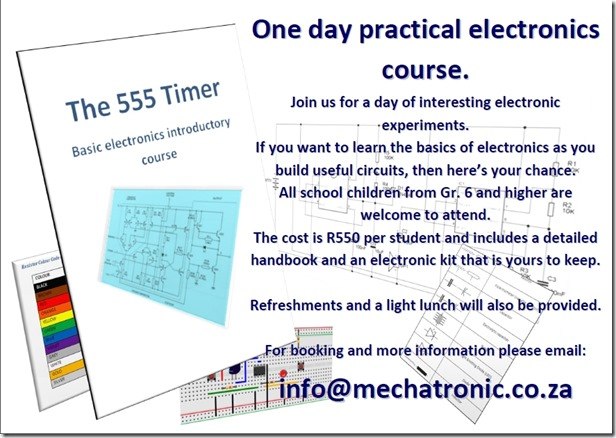 One_Day_Practical_Electronics_Course