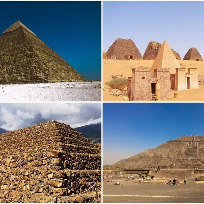 Pyramids of The Ancient World