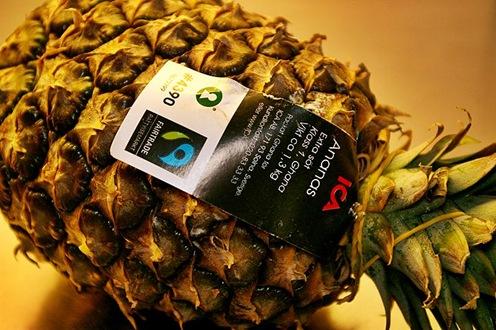 Säsongens ananas