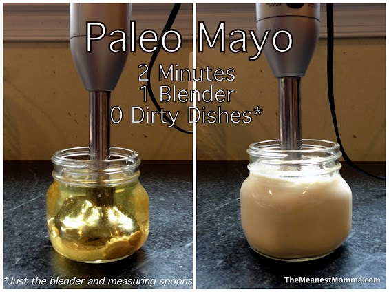 Paleo Mayo – Even Faster and Easier