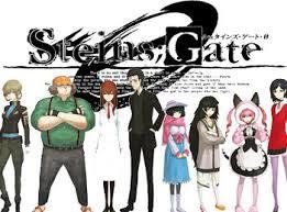 Hình Ảnh Steins Gate 0  Steins Gate Zero