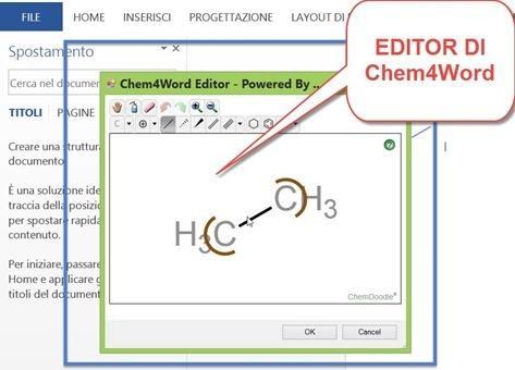editor chem4word