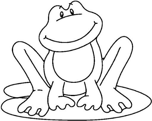 Cuales son los animales anfibios para colorear - Imagui