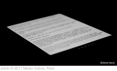 'book' photo (c) 2011, Nestor Galina - license: http://creativecommons.org/licenses/by/2.0/