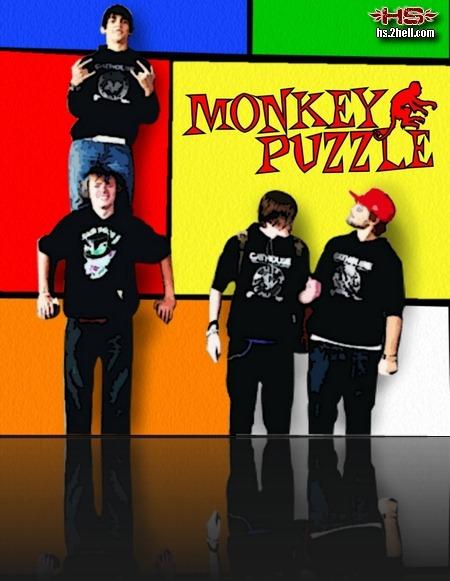 monkeypuzzleband