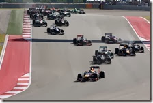 Vettel vince il gran premio degli Stati Uniti 2013