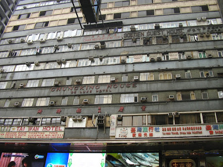 Hing Kong: Chungking Mansions