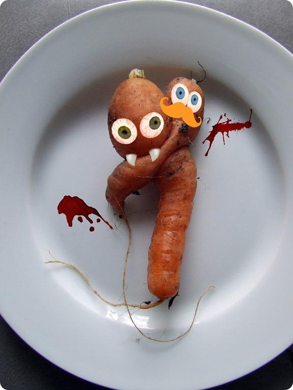 carrot horror