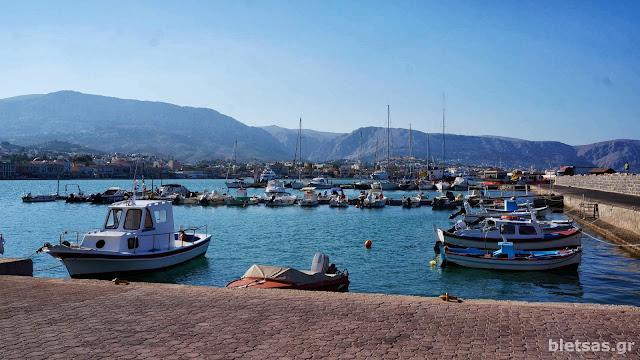 Το λιμάνι της Χίου!
