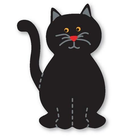Como hacer un gato de goma eva - Imagui