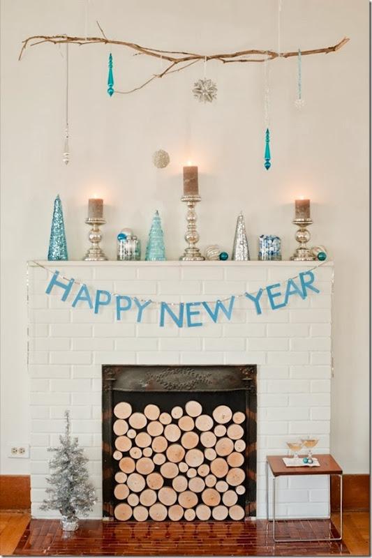 case e interni - diy - decorazioni natale - capodanno (1)