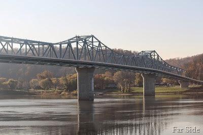 Bridge across the Ohio