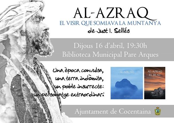Al-Azraq. El visir que somiava La Muntanya (1)