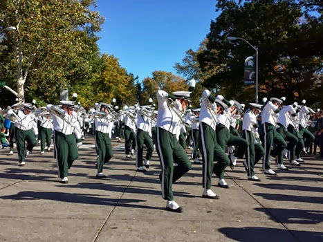 Spartan Marching Band Altos