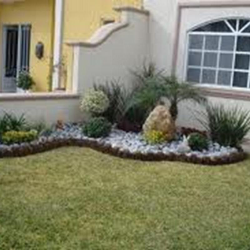 Los diferentes estilos de jardines dise o y decoracion - Como decorar jardines pequenos con piedras ...