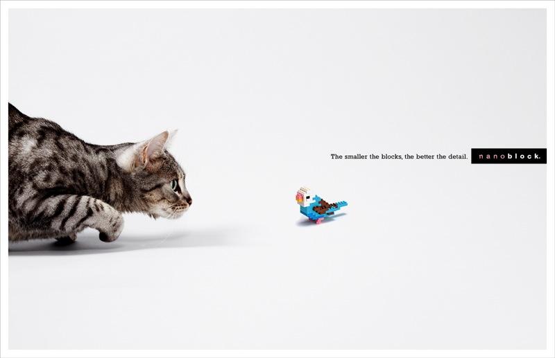 Nano cat