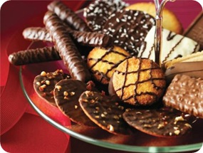 image Belgian Chocolate Biscuit Collection