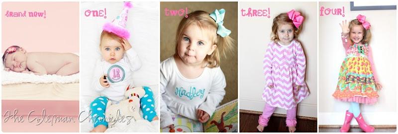 Hadley Newborn Photos